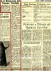 """""""A la búsqueda del tiempo perdido"""", Crónica,domingo 18 de junio de 1967, p. 5."""