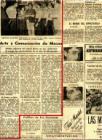 Artículo del diario La Gaceta de San Miguel de Tucumán, miércoles 23 de octubre de 1968, p. 9
