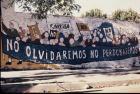 Mural No olvidaremos, no perdonaremos