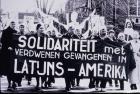 Solidaridad holandesa con Argentina, SAAM