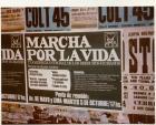 Afiche Abuelas de la Plaza de Mayo.