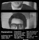 Parámetros (transmisión-conferencia para circuito cerrado)