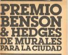 Premio Benson & Hedges de Murales para la ciudad