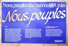Nous, peuples des Nations Unies