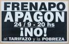 ¡No! Al Tarifazo