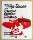 Acto de Solidaridad con la Revolución Sandinista