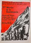 17° Marcha de la Resistencia