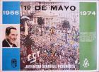 1955- 1° de Mayo- 1974