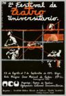 2º Festival de teatro universitario