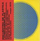 Catálogo de exposición de Plástica Latinoamericana