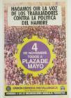 4 de noviembre todos a Plaza de Mayo