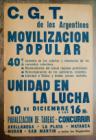Movilización popular